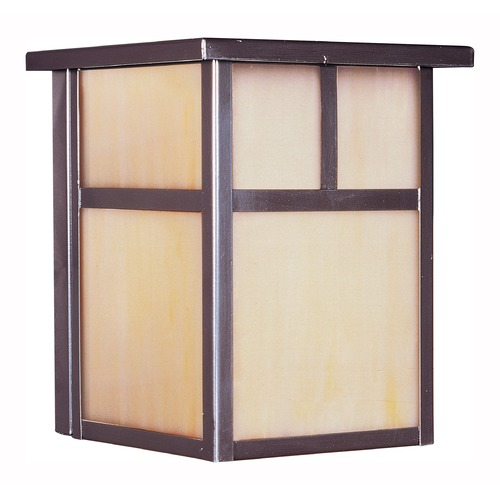 Maxim Lighting Maxim Lighting Coldwater LED Burnished LED Outdoor Wall Light 55050HOBU