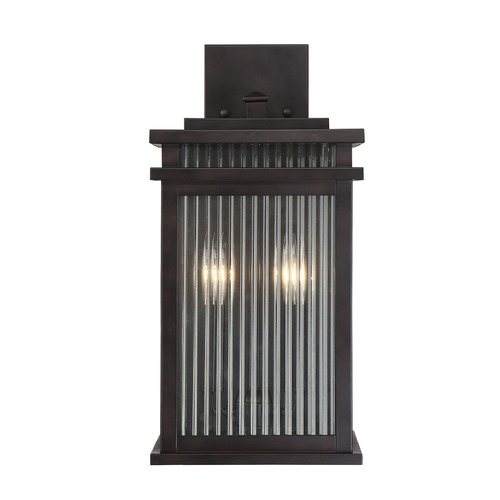 Savoy House Savoy House Lighting Radford English Bronze Outdoor Wall Light 5-514-13