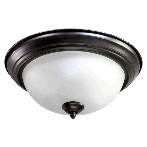 Quorum Lighting Quorum Lighting Old World Flushmount Light 3066-13-95