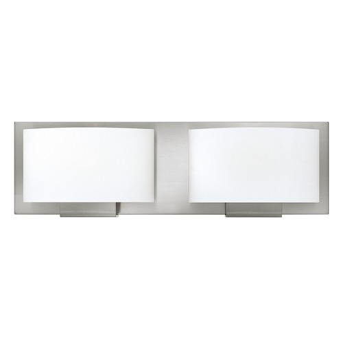 Hinkley Lighting Hinkley Lighting Mila Brushed Nickel Bathroom Light 53552BN