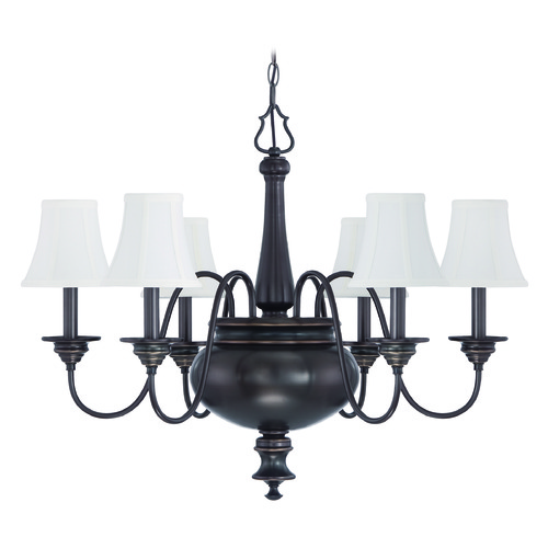 Jeremiah Lighting Jeremiah Lighting Beaumont Legacy Brass Chandelier 39626-LB