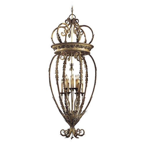 Metropolitan Lighting Chandelier in Padova Finish N6220-363