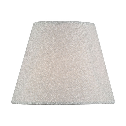 Lite Source Lighting Linen Empire Lamp Shade with Clip-On Assembly CH5219-5