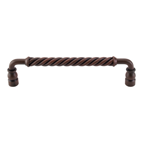 Top Knobs Hardware Cabinet Pull in Patina Rouge Finish M672