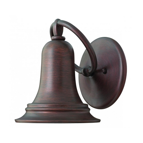Hinkley Lighting Outdoor Wall Light in Victorian Bronze Finish 2170VZ