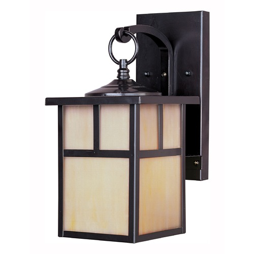 Maxim Lighting Maxim Lighting Coldwater LED Burnished LED Outdoor Wall Light 55053HOBU
