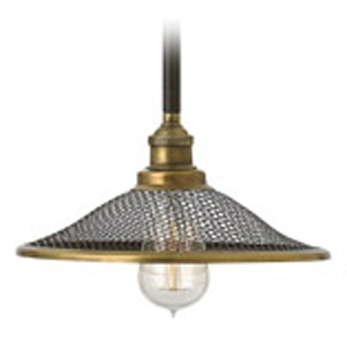 Hinkley Lighting Hinkley Buckeye Bronze Mini-Pendant Light 4367KZ