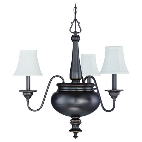 Jeremiah Lighting Jeremiah Lighting Beaumont Legacy Brass Chandelier 39623-LB