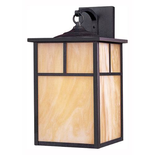 Maxim Lighting Maxim Lighting Coldwater LED Burnished LED Outdoor Wall Light 55054HOBU