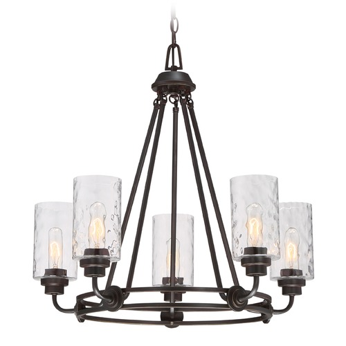 Designers Fountain Lighting Designers Fountain Gramercy Park Old English Bronze Chandelier 87185-OEB