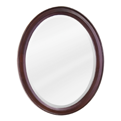 Hardware Resources Oval 22-Inch Mirror MIR067