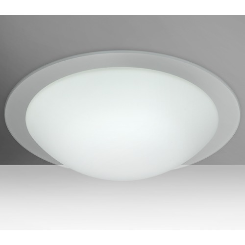 Besa Lighting Besa Lighting Ring Flushmount Light 977100C