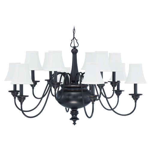 Craftmade Lighting Craftmade Beaumont Legacy Brass Chandelier 39612-LB