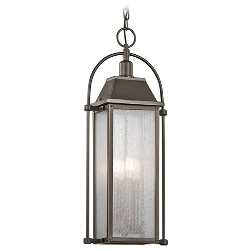 Kichler Lighting Kichler Lighting Harbor Row Outdoor Hanging Light 49718OZ