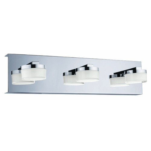 Eglo Lighting Eglo Romendo Chrome LED Bathroom Light 94653A