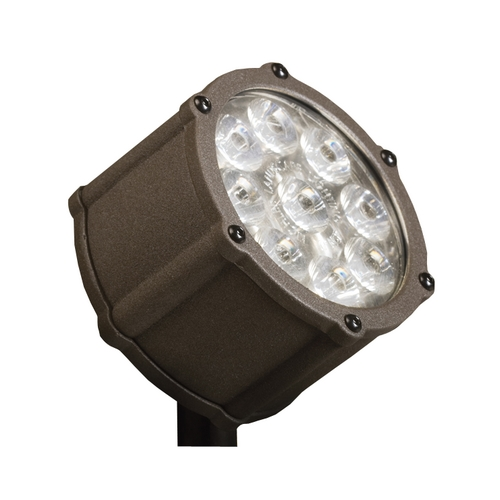 Kichler Lighting Kichler LED Flood / Spot Light in Textured Architectural Bronze Finish 15751AZT