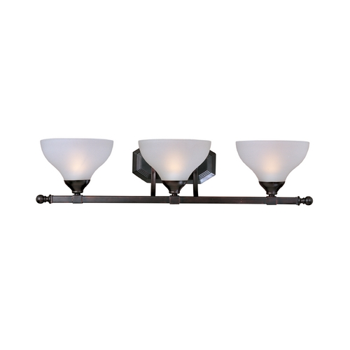 Maxim Lighting Maxim Lighting Contour Oil Rubbed Bronze Bathroom Light 21273FTOI