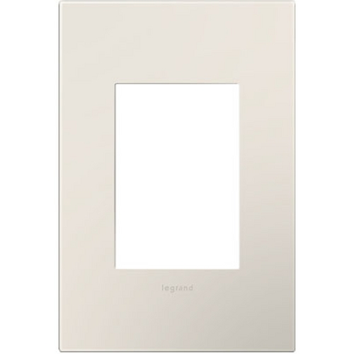 Legrand Adorne Legrand Adorne Satin Light Almond 1-Gang 3-Module Switch Plate AWP1G3LA4