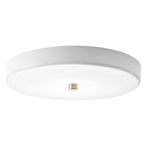 Progress Lighting Progress Lighting Beyond Brushed Nickel LED Sconce P2308-0930K9