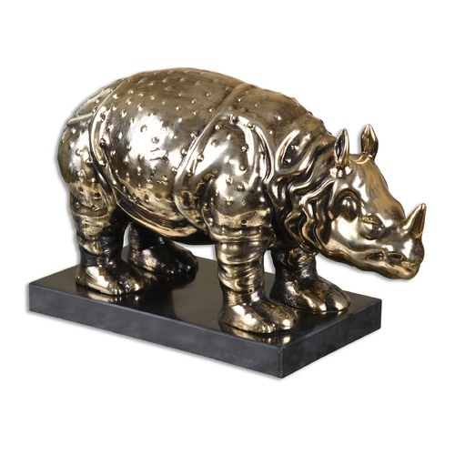 Uttermost Lighting Uttermost Rhino Sculpture 19950