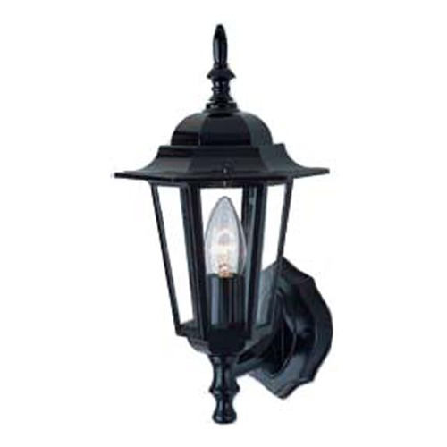 Capital Lighting Capital Lighting Black Outdoor Wall Light 9825BK