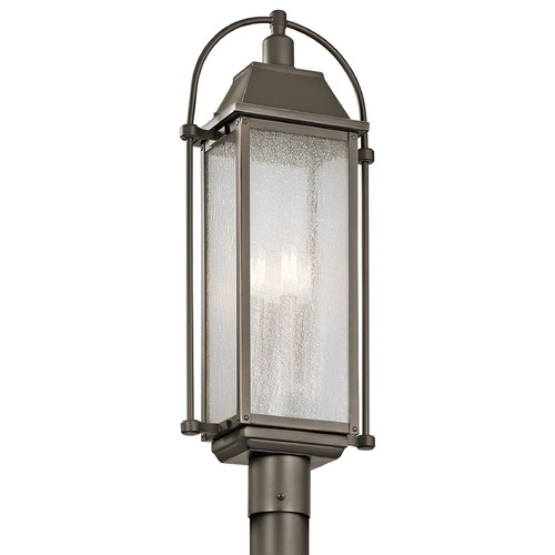 Kichler Lighting Kichler Lighting Harbor Row Post Light 49717OZ