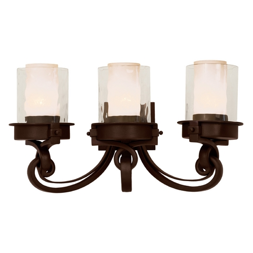 Kalco Lighting Kalco Lighting Newport Satin Bronze Bathroom Light 5753SZ/CALC