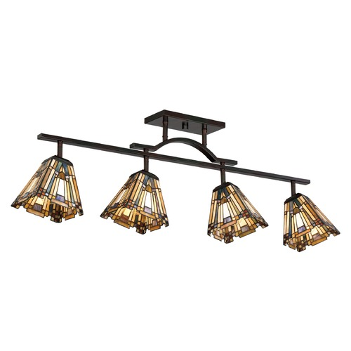 Quoizel Lighting Quoizel Inglenook Valiant Bronze Directional Spot Light TFIK1404VA