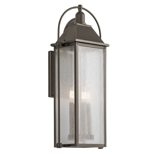 Kichler Lighting Kichler Lighting Harbor Row Outdoor Wall Light 49716OZ