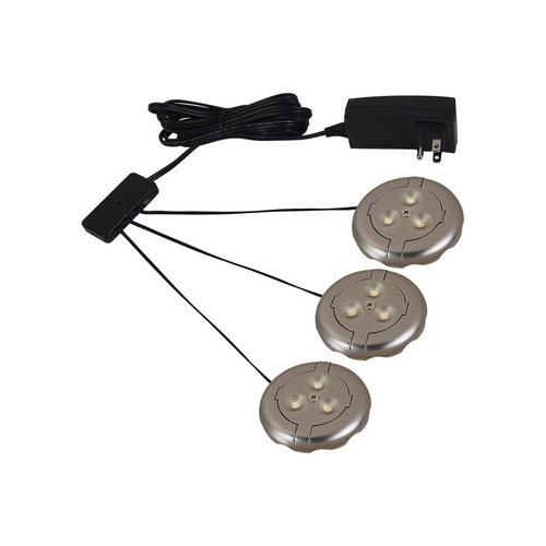 Sea Gull Lighting Sea Gull Lighting Ambiance Tinted Aluminum LED Puck Light 98863SW-986