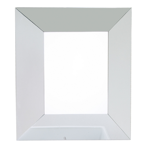 Hardware Resources Rectangle 24-Inch Mirror MIR077