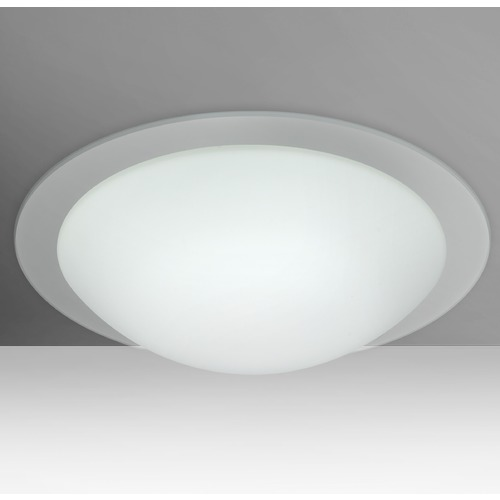 Besa Lighting Besa Lighting Ring Flushmount Light 977200C