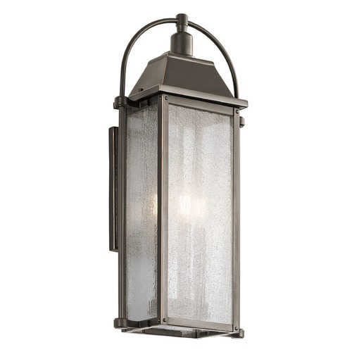 Kichler Lighting Kichler Lighting Harbor Row Outdoor Wall Light 49715OZ
