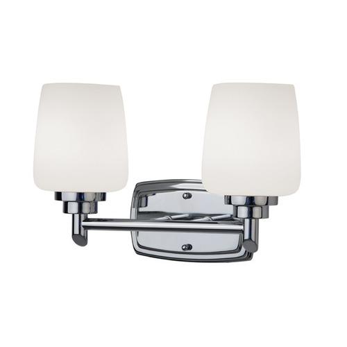 Two-Light Bathroom Vanity Light 462-26 Destination Lighting