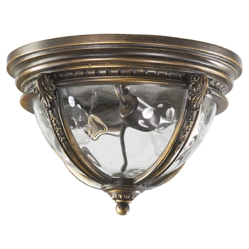 Quorum Lighting Quorum Lighting Pemberton Bronze Patina Close To Ceiling Light 3720-13-39