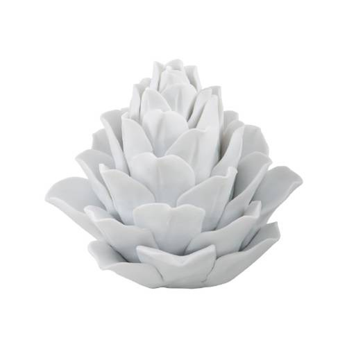 Dimond Lighting White Porcelain Artichoke 724002