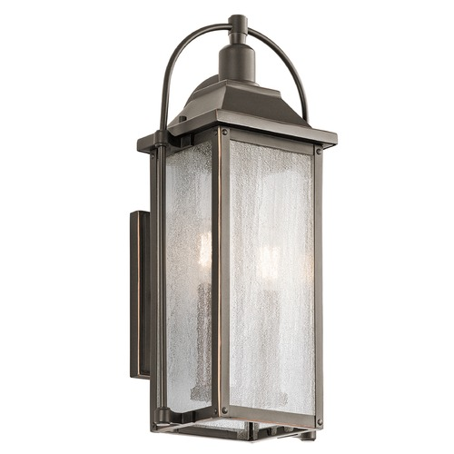 Kichler Lighting Kichler Lighting Harbor Row Outdoor Wall Light 49714OZ