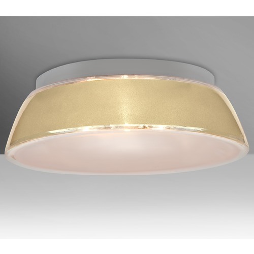 Besa Lighting Besa Lighting Pica Flushmount Light 9662CRC