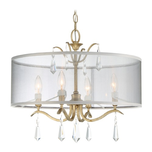 Minka Lavery Minka Lighting Laurel Estate Brio Gold Pendant Light 4443-582