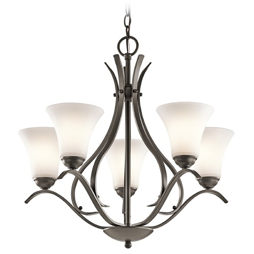 Kichler Lighting Kichler Lighting Keiran Olde Bronze Chandelier 43504OZ
