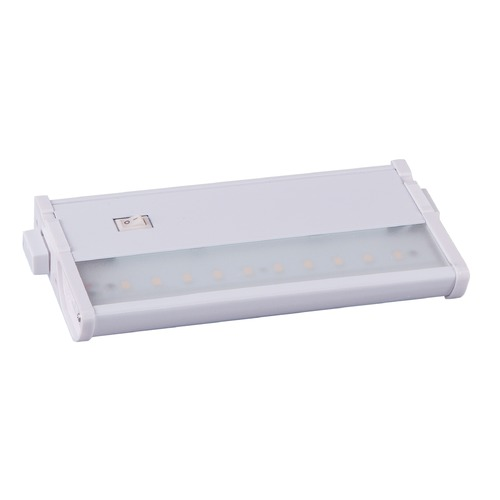 Maxim Lighting Maxim Lighting Countermax Mx-L120-Dl White 7-Inch LED Under Cabinet Light 89972WT