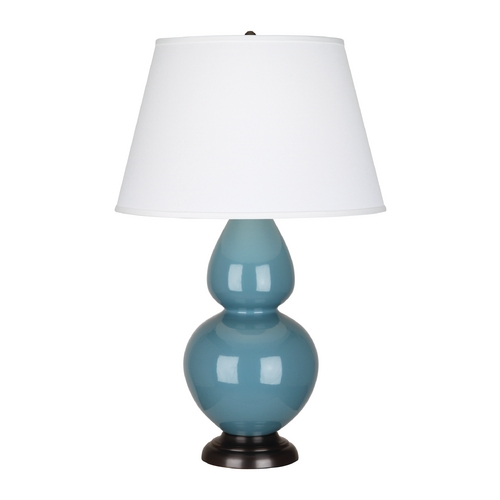 Robert Abbey Lighting Robert Abbey Double Gourd Table Lamp OB21X