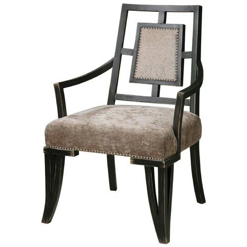 Uttermost Lighting Uttermost Alazne Topaz Accent Chair 23184