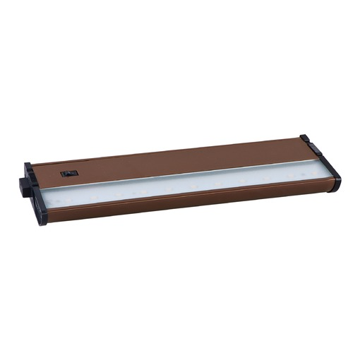 Maxim Lighting Maxim Lighting Countermax Mx-L120-Dl Metallic Bronze 13-Inch LED Light Bar Light 89973MB