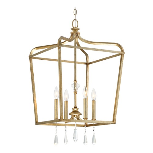 Minka Lavery Minka Lighting Laurel Estate Brio Gold Pendant Light 4448-582