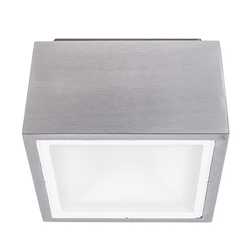 Modern Forms by WAC Lighting Bloc LED Flush Mount FM-W9200-AL
