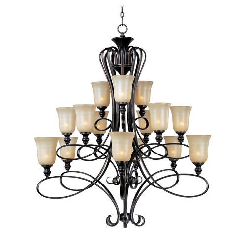 Maxim Lighting Maxim Lighting Infinity Oil Rubbed Bronze Chandelier 21307WSOI