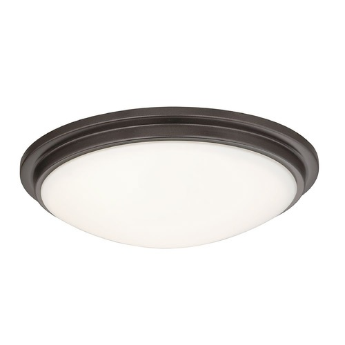 Low Profile Bronze Decorative Recessed Trim Ceiling Light
