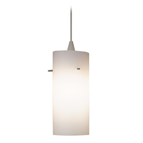 WAC Lighting WAC Lighting Contemporary Collection Brushed Nickel Track Pendant HTK-F4-454WT/BN