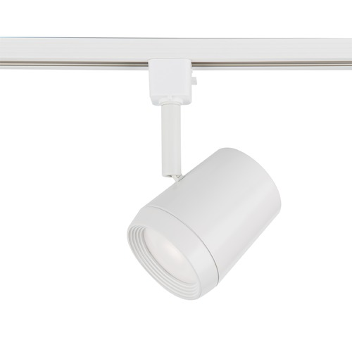 WAC Lighting Wac Lighting Oculux White LED Track Light Head J-7030-930-WT